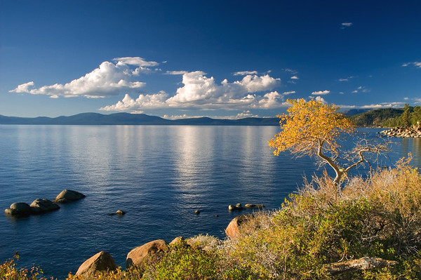 Logan Shoals, East Shore Lake Tahoe