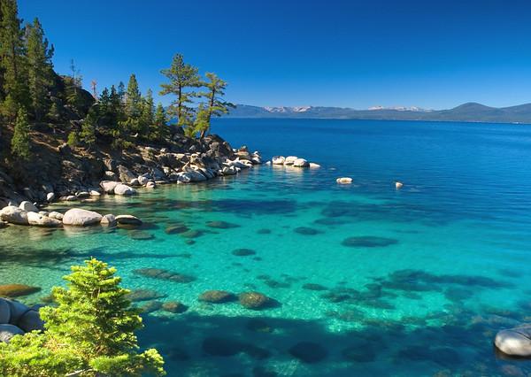 Lake Tahoe, East Shore