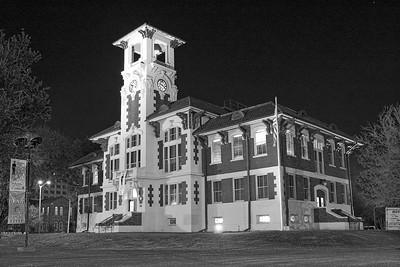 Old Lake Charles City Hall