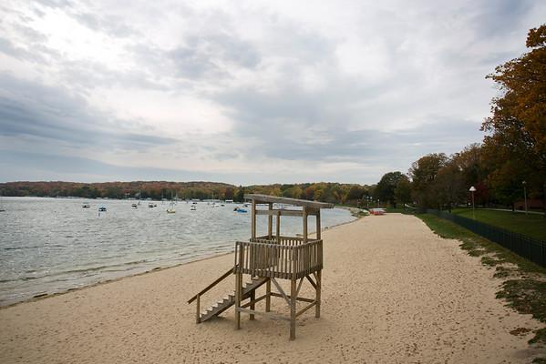 Lake Geneva Fall Colors 2012