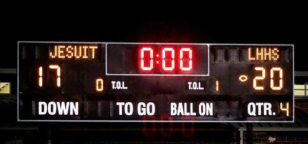 Final score!