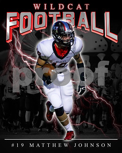 19 Matthew Johnson LHHS FB Poster