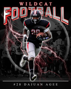 28 - Dajuan Agee LHHS FB Poster