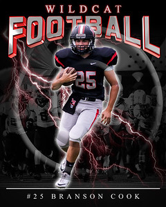 25 Branson Cook LHHS FB Poster
