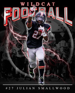 27 Julian Smallwood LHHS FB Poster