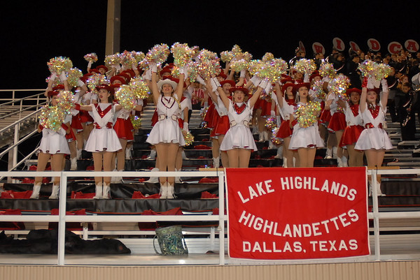 2012: Game 9 - LHHS v JJ Pearce - Nov. 2