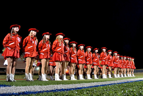 2012 - Playoff Game - LHHS v Plano West - Nov. 16