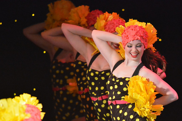 2013: Highlandette Revue - 2nd Night Performance - April 20