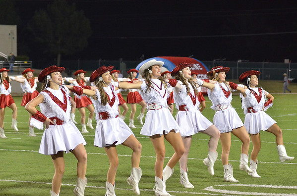 2012: Game 5 - LHHS v Skyline - Oct. 5