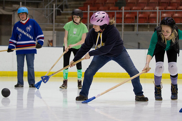 2014 LP Winter Carnival - Broomball