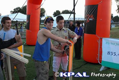 Logan's Eagle Project 2012-15