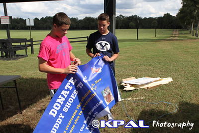 Logan's Eagle Project 2012-3