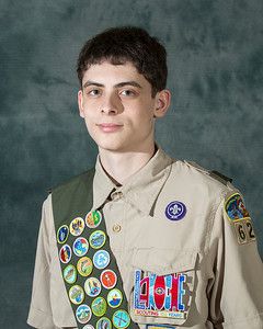 Parker Hanson, Eagle Scout Photo