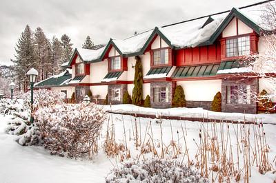 snowy-lodging