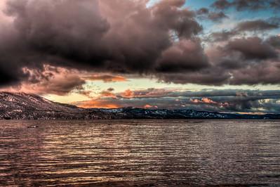 mountain-lake-sunset-3