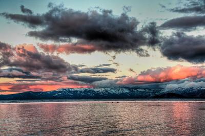 mountain-lake-sunset-4