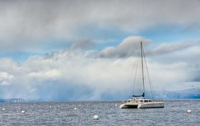 lake-boat-snow