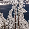 Crater Lake Oregon snow 6