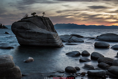 Bonsai Rock Lake Tahoe #4