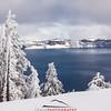 Crater Lake Oregon snow 5
