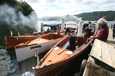 Windermere Steamboat Rally 9th August 2011