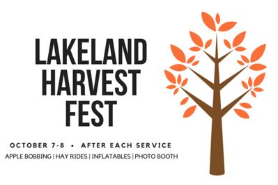 2017 Harvest Fest Weekend (Oct 7-8)