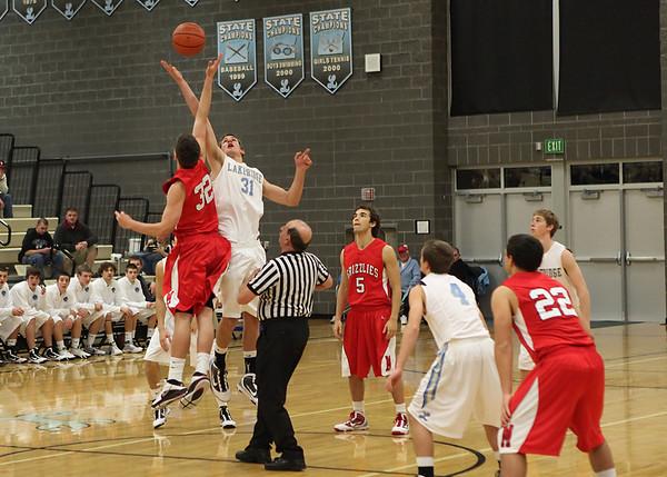 Lakeridge vs. McMinnville Dec. '09