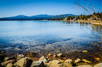 Kings Beach, North Lake Tahoe