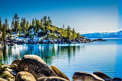 Ridge on the Lake