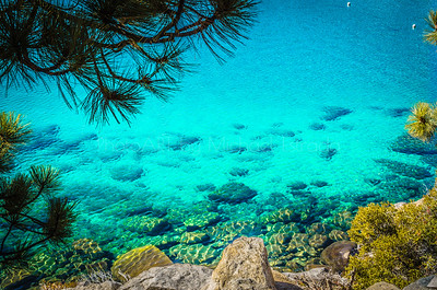 Colors of Lake Tahoe