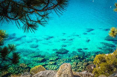 Colors of Lake Tahoe