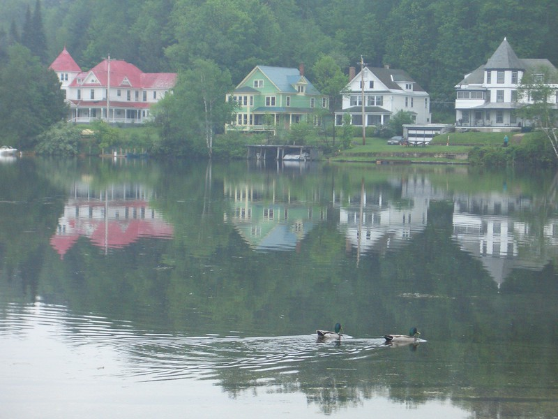 Lake Flower - Saranac  Lake, NY