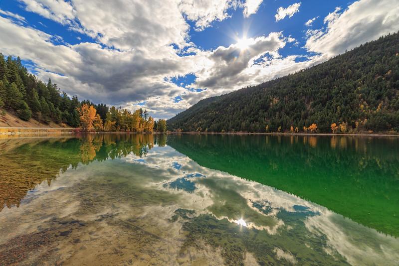 Epic Reflections on Allison Lake