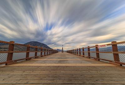 Kiwanis Pier  Long Burn 1