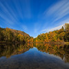 Twin Lakes Autumn- Long Expo