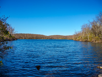 Sunfish Pond on the Appalachian Trail