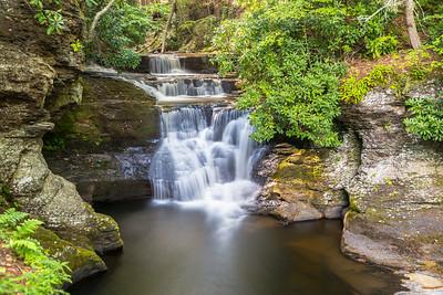 Falls above Dingmans