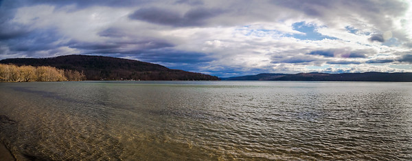 Panorama of Otsego from Glimmerglass State Park