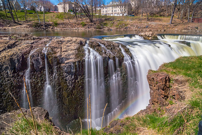 Spring Day at Great Falls