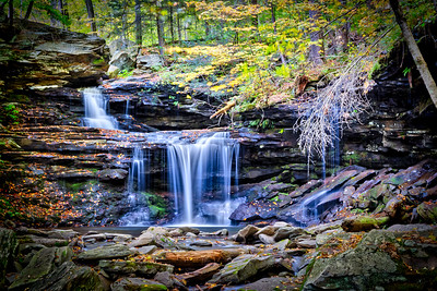 R.B. Ricketts Falls - Ricketts Glen