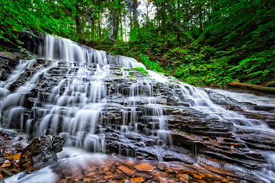 Mohawk Falls - Ricketts Glen