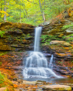 Sheldon Reynolds Falls - Ricketts Glen