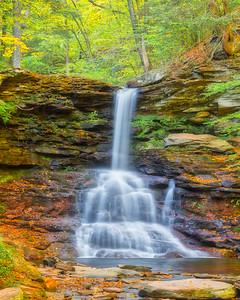 Sheldon Reynolds Falls - Ricketts Glen