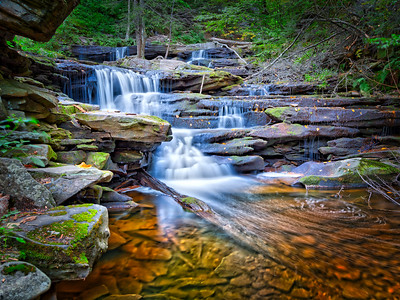 Seneca Falls - Ricketts Glen