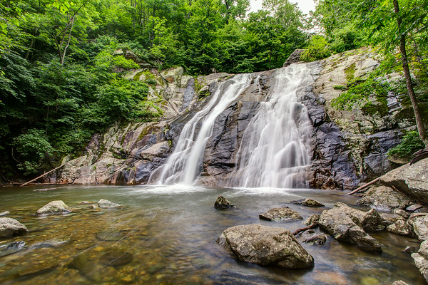 Whiteoak Canyon Lower Falls