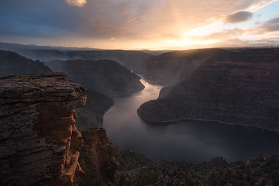 Flaming Gorge, Utah