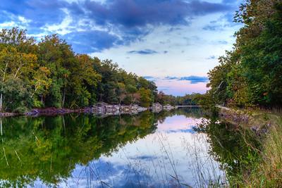 Lakes, Rivers, Waterfalls