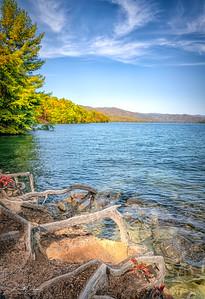 Lake Jocassee near Devils Fork Park