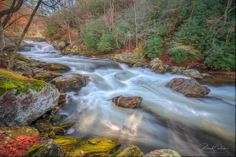 Highland, NC Cascades (2)