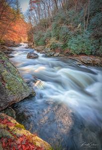 Highlands, NC Cascades (1)
